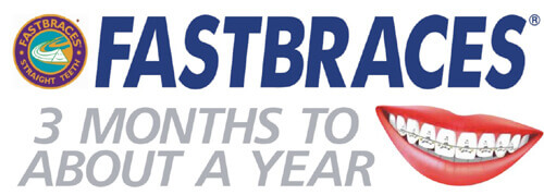 Fastbraces® Logo, Braces for adults and braces for kids